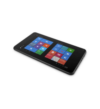 "Ematic 7"" 32GB HD Tablet Quad-Core Windows 10 (EWT732BL)"