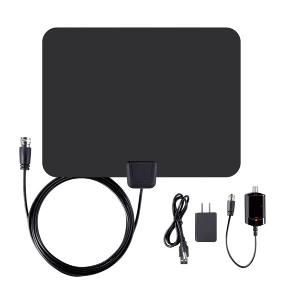 Ematic HDTV Antenna & Amplifier, EDT201ANT