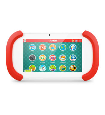 "Ematic Funtab 3 with WiFi 7"" Touchscreen Tablet PC Featuring Android 5.1 (Lollipop) Operating System"