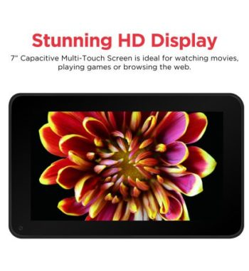 Stunning HD Display