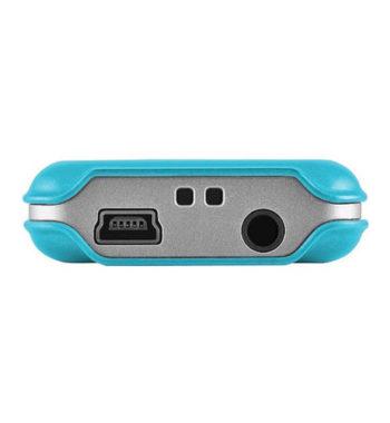Ematic 8GB MP3/Video Player - Blue, EM208VIDBU