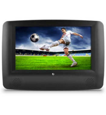 "Ematic 9"" Dual Screen Portable DVD Player, ED909"