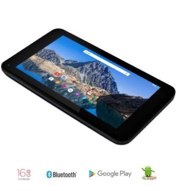 16 G.B. storage, Bluetooth, Google Play, Android