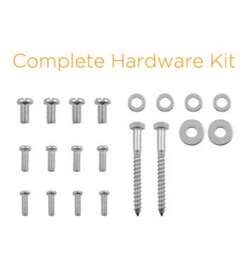 Complete hardware kit