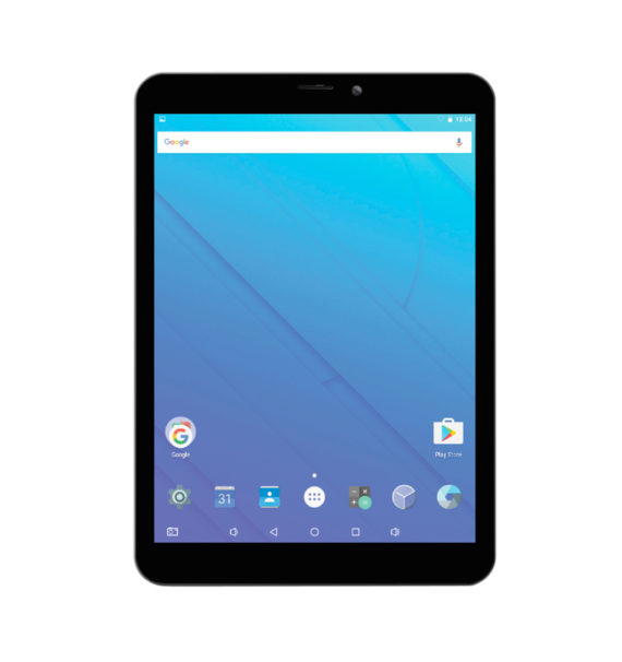 "Ematic EGQ182 8"" Tablet with Android 7.1 Nougat"