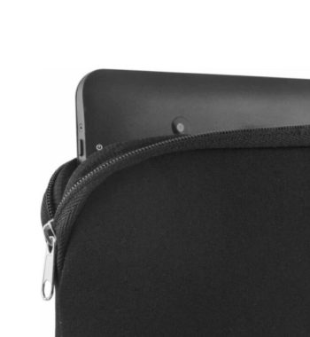 "Ematic 11.6"" Zippered Tablet and Laptop Sleeve"